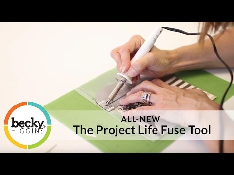 Project Life® Fuse - Pocket Scrapbooking Fuse Tool
