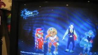 just dance 3 this is halloween by danny elfman - Just Dance 3 Halloween