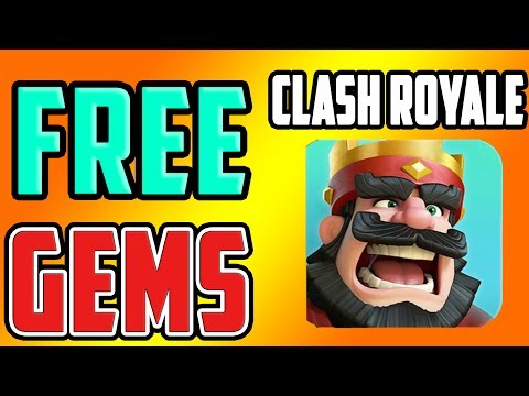 NO GENERATOR! GET *FREE* UNLIMITED CLASH ROYALE GEMS!