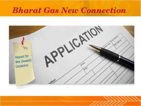 Bharat Gas Online Booking Process