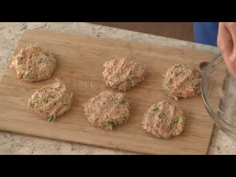 Pan Fried Salmon Cakes