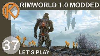 Rimworld 1.0 Modded | Broken Through - Ep. 37 | Let