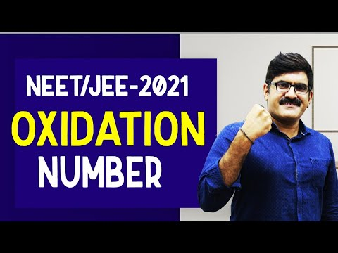 Oxidation Number  - JEE Main| Advance| AIIMS