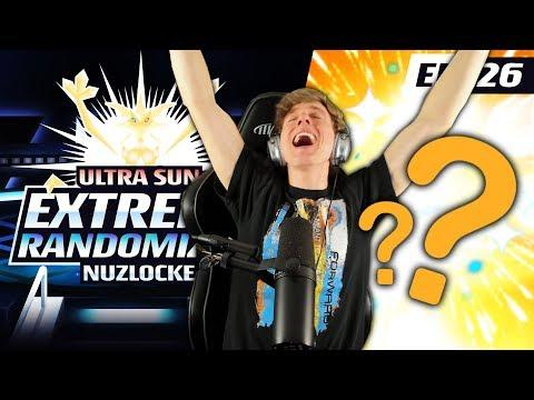 FINALLY!!! | Pokemon Ultra Sun EXTREME Randomizer Nuzlocke Part 26