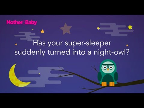 6 reasons why your toddler might be waking up at night
