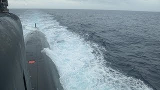 7 jours BFM: à bord d'un sous-marin nucléaire - 29/06