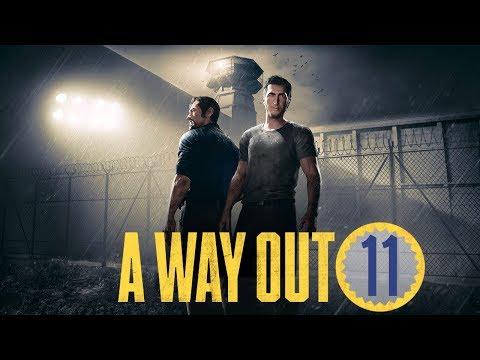 A Way Out Part 11 - TNT JACKSON