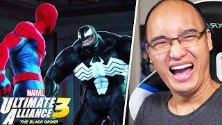 Download SPIDER-MAN VS VENOM !   Marvel Ultimate Alliance 3 (Partie 3) Video
