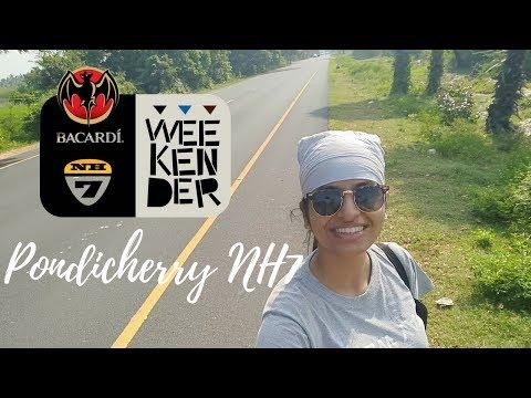 NH7 Weekender Pondicherry Vlog