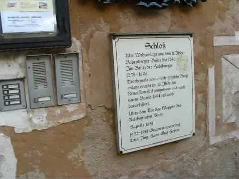 Austria Travel: Pretty Border Town near Czech Republic