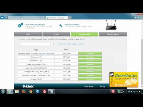** New GUI ** How to upgrade the firmware on your D-Link router