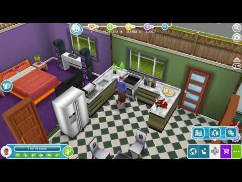 Sims Freeplay|Bird Feeding Quest|