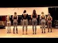 Hot girls dancing Zumba and Twerk