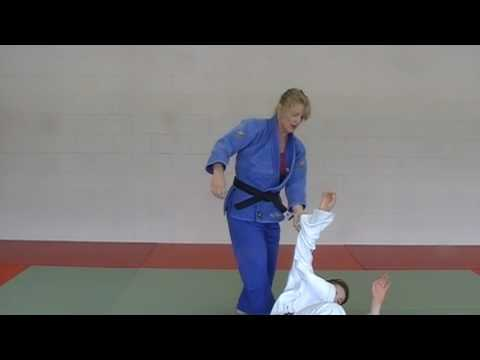 Judo Techniques for Belt Promotion  - Orange belt