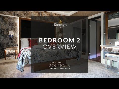 Experience the Bon Vivant Boutique Smart Villa - Bedroom #2