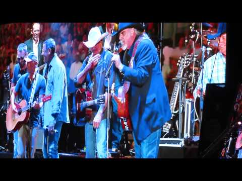George Strait and Friends - All My Ex's Live in Texas