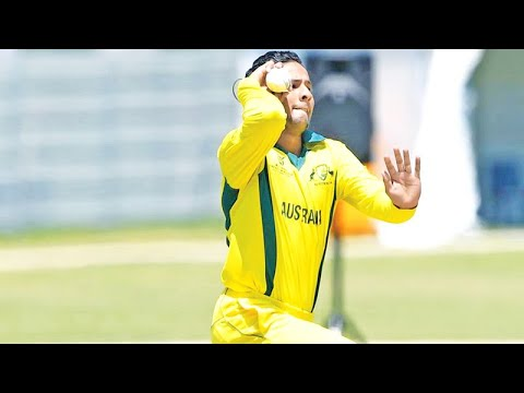 Joga Singh father of Tanveer Sangha II Tanveer Sangha II under 16 Australian Cricket Team