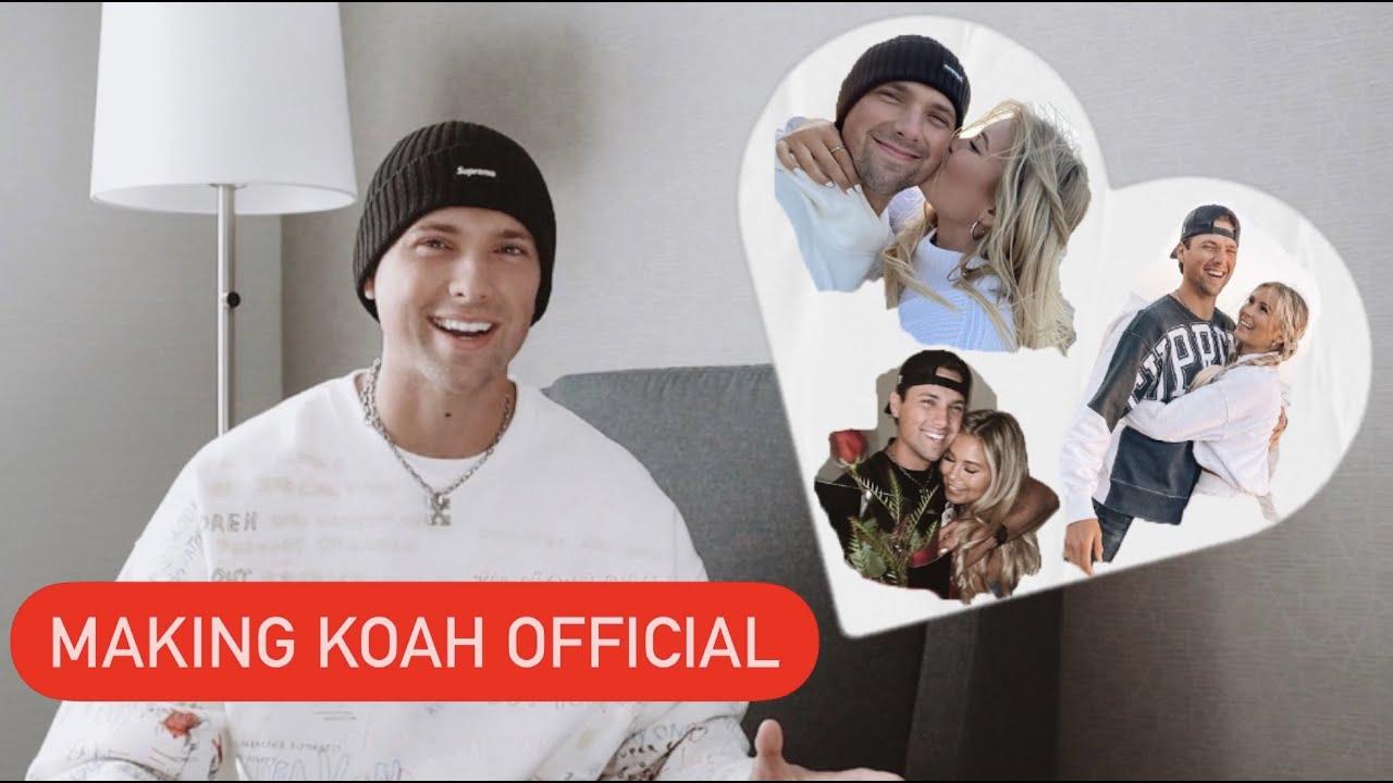 Making Koah Official
