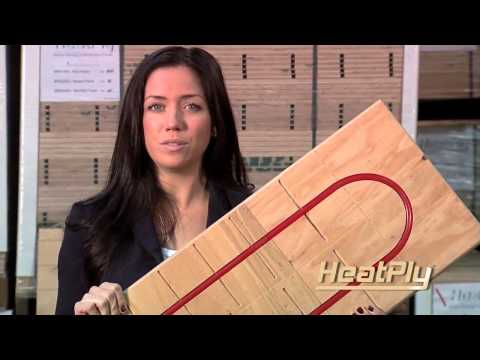 ▶How to Install HeatPly Radiant Floor Heating - Smart Plumbing Products