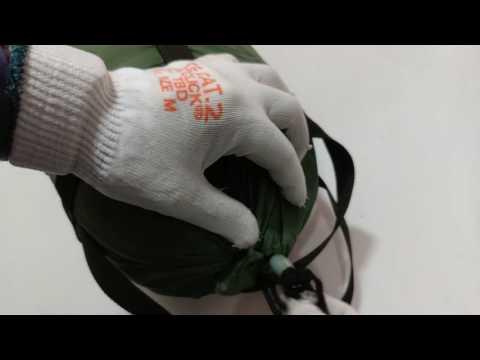 ⏩ Highlander SoftShell 2 💓 Speed ASMR sleeping bag