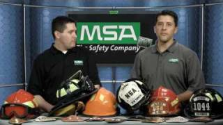 MSA Cairns® Fire Helmets: Product Line Overview