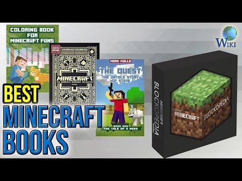8 Best Minecraft Books 2017
