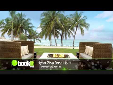Travel Review Hyatt Ziva Rose Hall  Jamaica BookIt com Top Ten Jamaica Resorts 2015