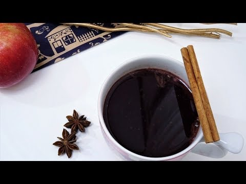 Mulled Fruit and Mulled Wine • ADDED SUGAR FREE RECIPES