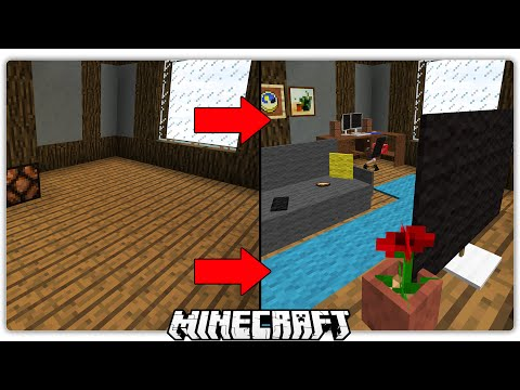 New Ways to Decorate Your Minecraft House!