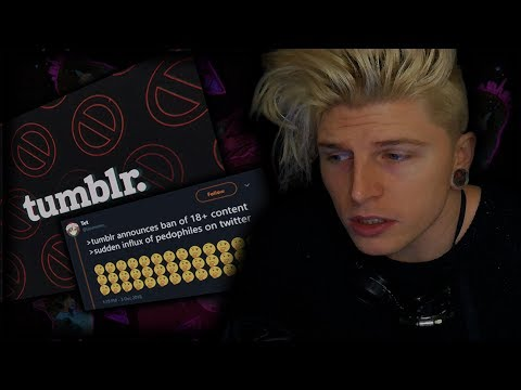 Xxx Mp4 Tumblr 18 Content Ban Causes Rise In Pedophilia On Twitter 3gp Sex
