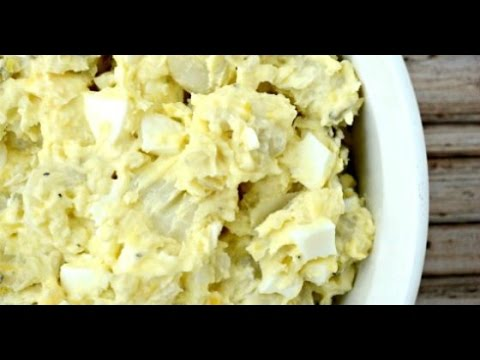 Potato Salad Recipe - How to Make Southern Potato Salad