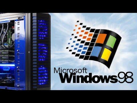 Upgrading to Windows 98