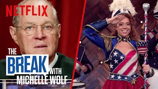 The Break with Michelle Wolf | Salute to Abortions | Netflix
