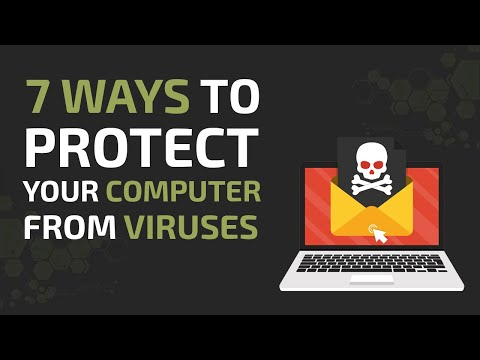 7 Ways to Protect Your Computer from Viruses | Noobie