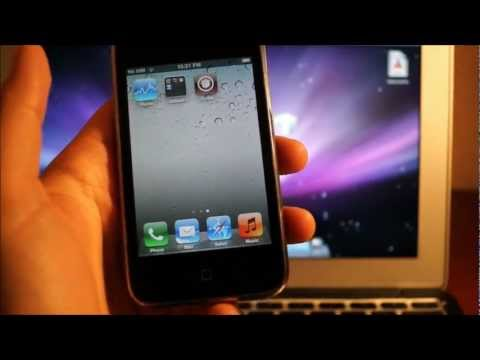 How to Hacktivate 5.0.1 for iPhone 3GS 4 Without a Sim Card