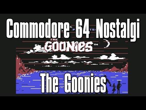 Commodore 64 Nostalgi - The Goonies (1985)