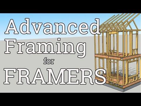 Advanced Framing for Framers