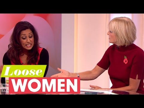 Jane And Saira Argue About Having Children And A Career | Loose Women