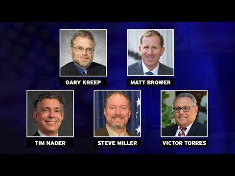 Four Challengers Seek To Unseat Judge Gary Kreep After Judicial Reprimand
