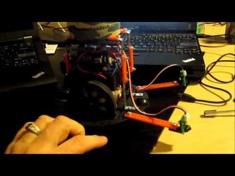 BeerBot prototype