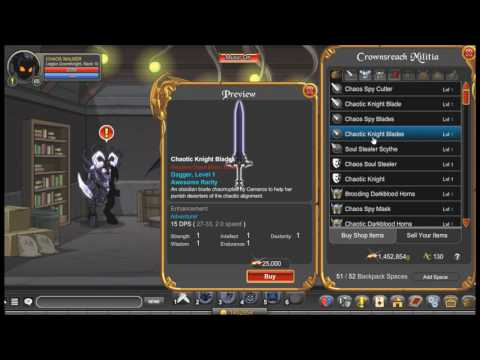 =AQW= /JOIN Ccrownsreach - New Chaos shop & rep