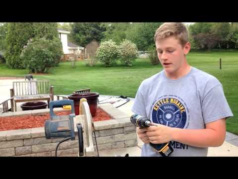 How to Build a PVC Bird Feeder Demonstration