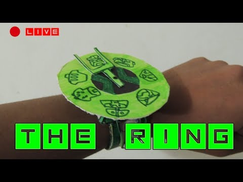 How to make the Ben 10 Omniverse Omnitrix Ring+New web shooter ideas
