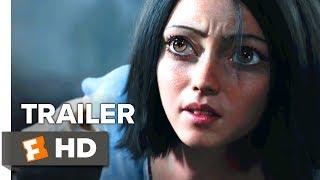 Alita: Battle Angel Trailer #2 (2019) | Movieclips Trailers