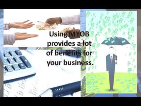 MYOB: The Best Accounting System for your Business