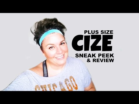 Cize Plus Size Review - weight loss - PCOS - Dance Workout