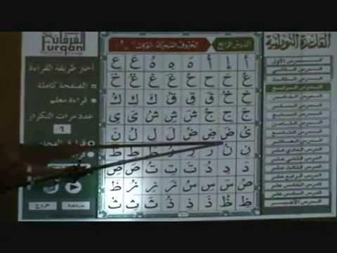Reading Arabic and Quran script: Lesson 2