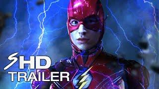 The Flash 2018 - Teaser Trailer Ezra Miller Movie (Fan Made)