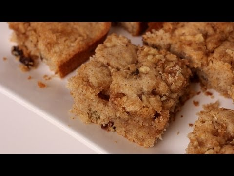 Spiced Coffee Cake Recipe - Laura Vitale - Laura in the Kitchen Episode 262
