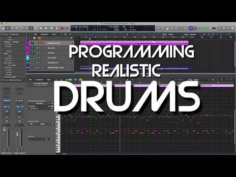 How to Program Realistic Drum Parts